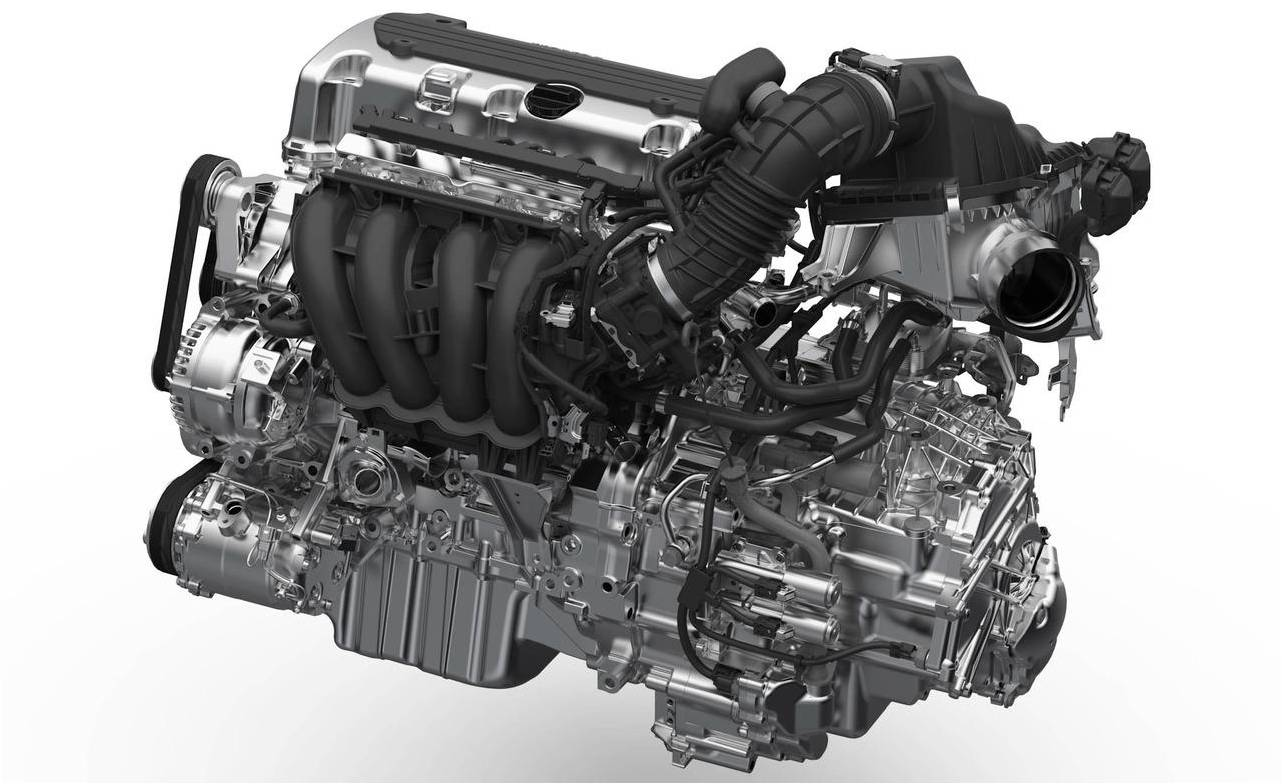 Motor Honda CRV