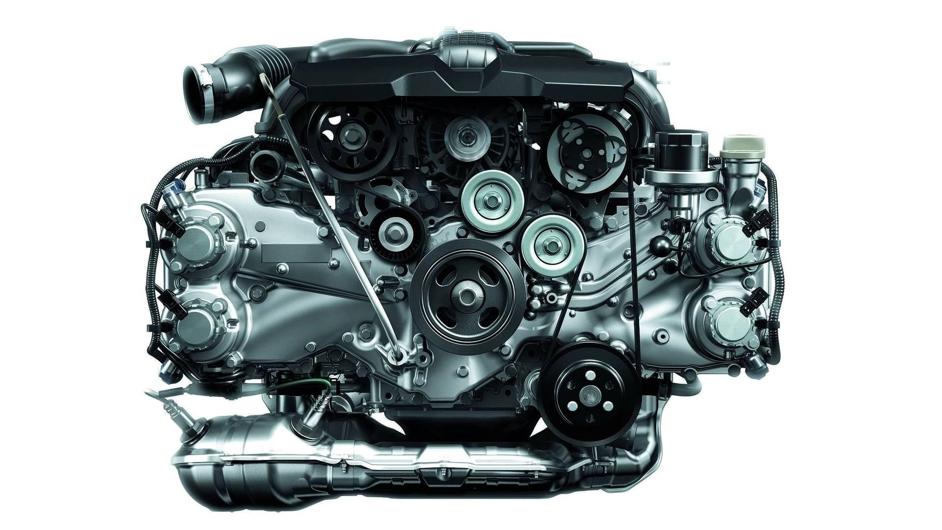 Motor Subaru Forester