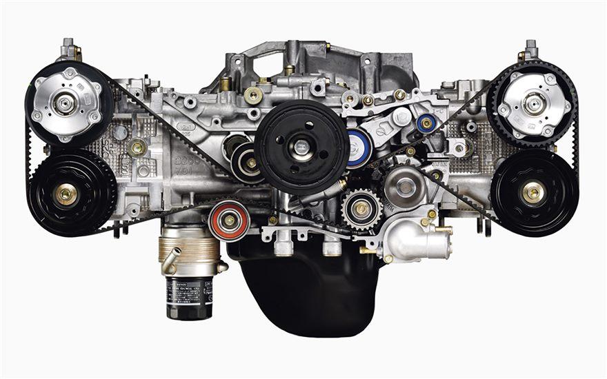 Motor Subaru Impreza