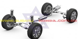 Repuestos para suspension Honda