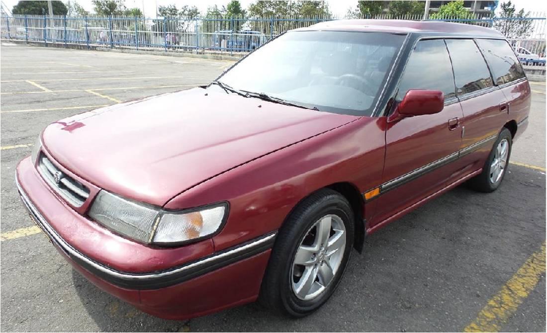 Motor Subaru Legacy 1992