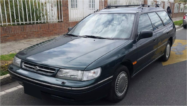 Suspensión Subaru Legacy 1993