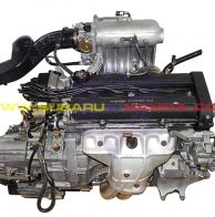 3 Cuartos Motor Honda CRV 2001