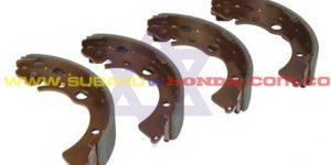 Bandas de frenos Honda