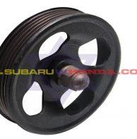 Polea bomba dirección hidráulica Subaru Legacy 1993