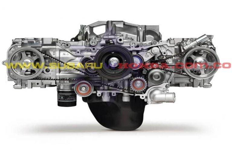 Siete Octavos 7/8 Motor de Subaru Forester 2000