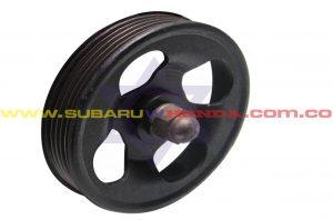 Polea bomba dirección hidráulica Subaru Forester 2000
