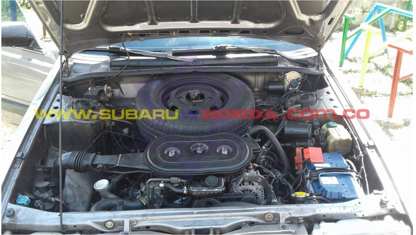 Motor Camioneta Subaru Leone 1993