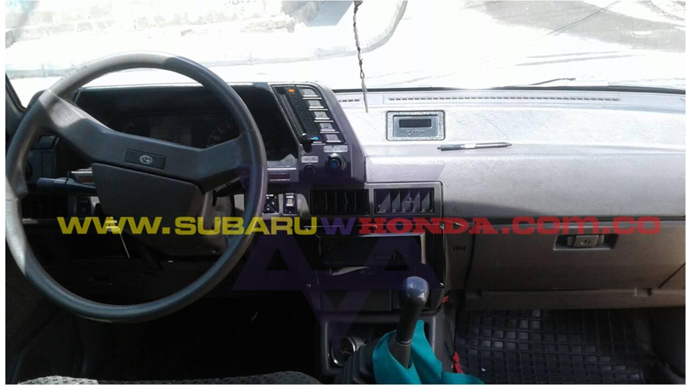 Millare Camioneta Subaru Leone 1993