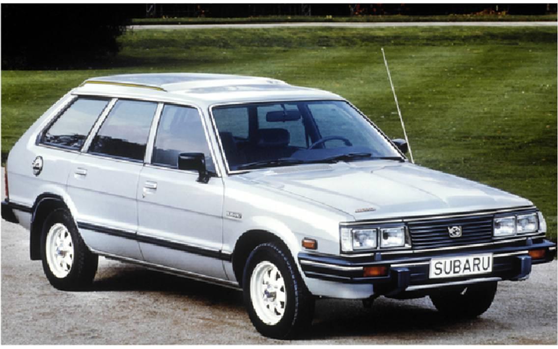 Carroceria Subaru 1300-1600-1800