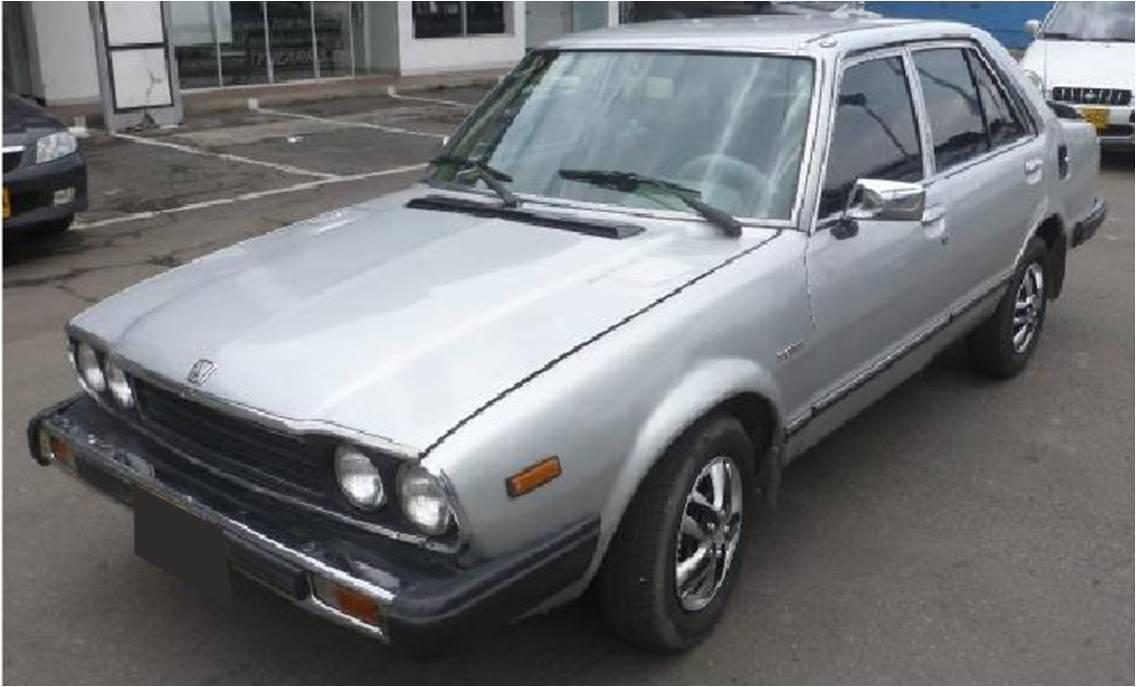Accesorios Honda Accord 1980