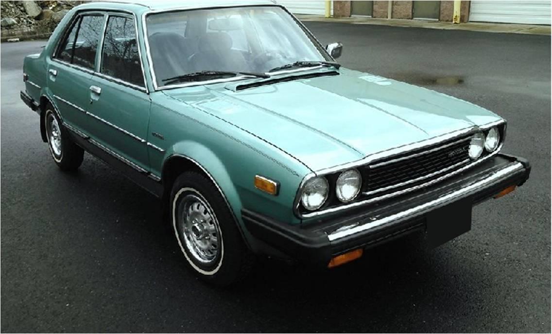 Accesorios Honda Accord 1981