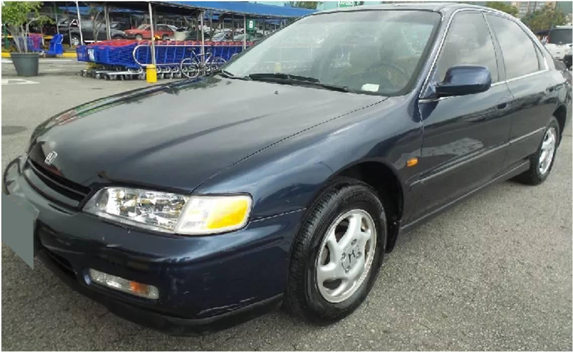 Accesorios Honda Accord 1995