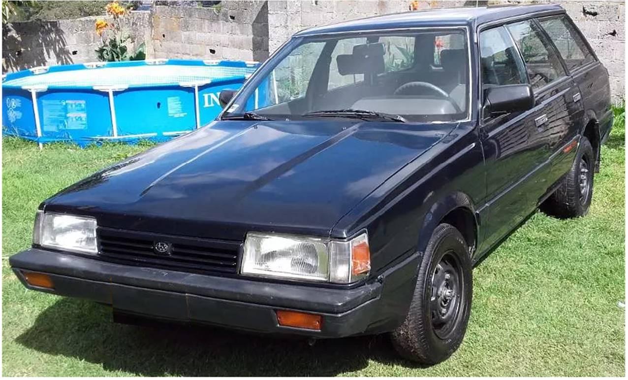 Tapiceria Subaru Leone 1992