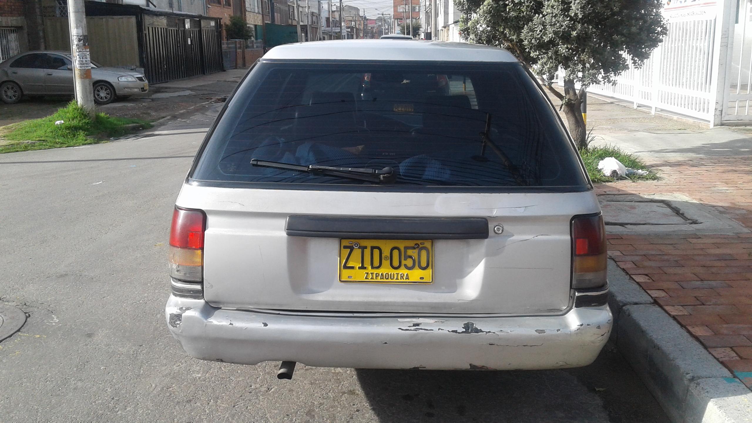 Venta Subaru Legacy 1993 1.8 AWD 3