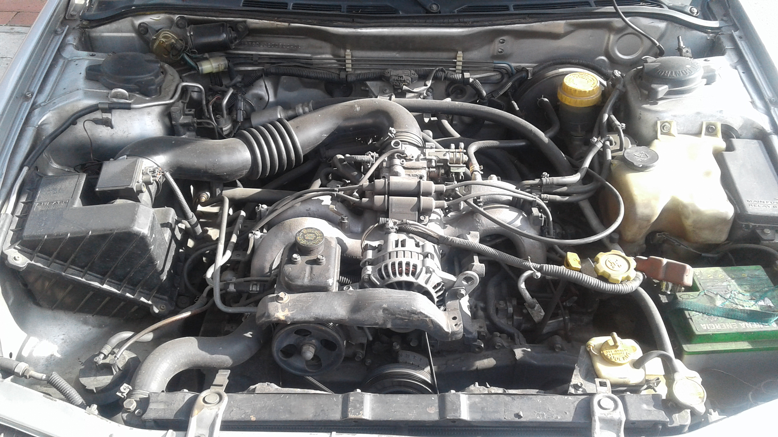 Venta Subaru Legacy 1993 1.8 AWD Motor