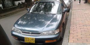 Venta Honda Accord 1996 Sedan Mecanico