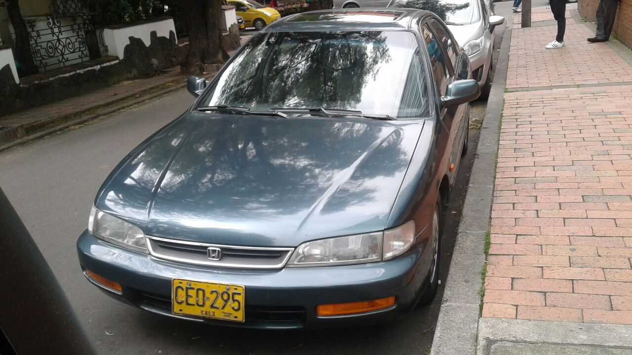 Venta Honda Accord 1996 Sedan Mecanico
