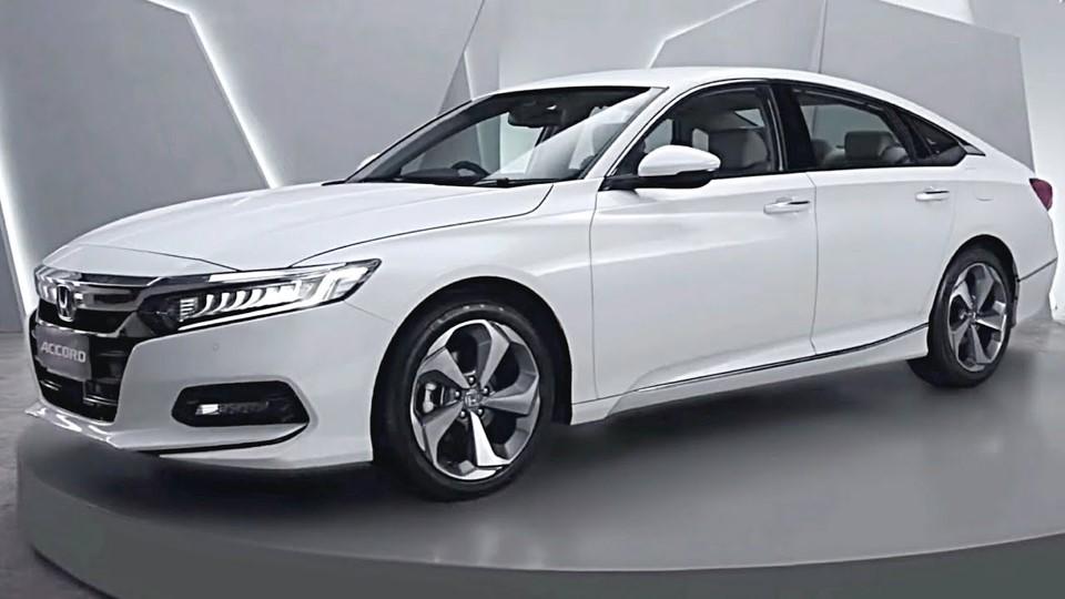 Repuestos Honda Accord
